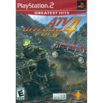 Atv offroad fury 4 (greatest hits) - ps2 - Sony