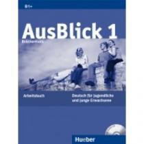 Ausblick 1 - Arbeitsbuch - Hueber - 1