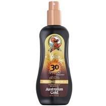 Australian gold with instant bronzer spray gel sunscreen spf 30 237ml - Australian gold