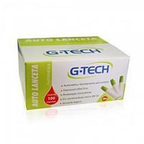 Auto Lanceta G-Tech  28 G Caixa Com 100 -