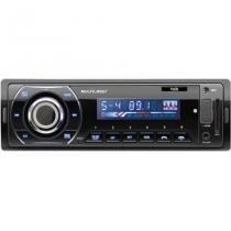Auto Rádio Automotivo Multilaser Talk P3214 Com Bluetooth USB AUX SD Card -