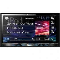 Auto radio cd/dvd/usb/tv/am/fm/bluetooth avh-x5880tv preto pioneer - Pioneer