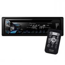 Auto Rádio CD Player DEH-X1980UB USB Pioneer -