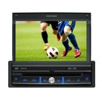 Auto Rádio DVD Player 7 Polegadas Retrátil SP-6700DTV - Pósitron - Pósitron