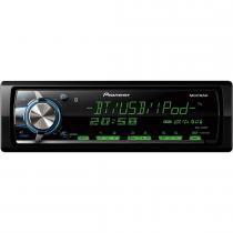 Auto Rádio Pioneer MVHX568BT Bluetooth/USB/FM - Pioneer