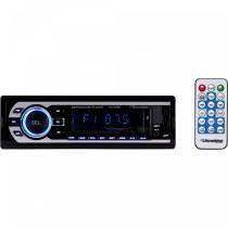 Auto Rádio USB/SD/FM/AM RS2707BR Preto - Roadstar - Roadstar