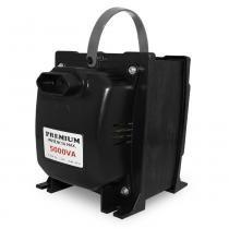 Auto Transformador 5000 VA Premium Fiolux Bivolt 110V/ 220V - Fiolux