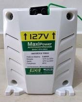Auto transformador RCG 5000VA Bivolt Maxi Power Branco -
