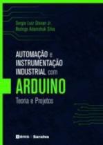 Automacao E Instrumentacao Industrial Com Arduino - Erica - 1