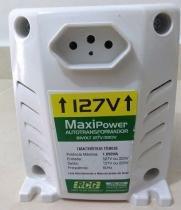Autotransformador RCG 1050VA Bivolt Maxi Power Branco -