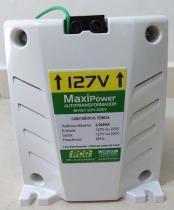 Autotransformador RCG 3000VA Bivolt Maxi Power Branco -