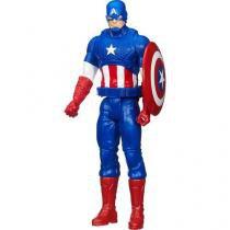 Avengers Titan Hero Series Capitão América - Hasbro