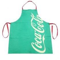 Avental de Cozinha Coca Cola Moderno Verde - Gorila Clube