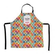 Avental de Cozinha Salada Mistas - Colorido - Único - Gorila Clube