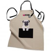 Avental Female I Love Dogs - Copa  Cia - I love Dogs - Copa e CIA