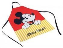 Avental Infantil Estampado Mickey M 1 Peça  Lepper - Lepper
