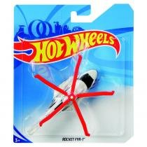 Avião Hot Wheels - Rocket FYR-1 - Mattel -