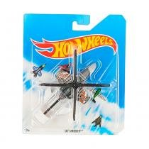 Avião Hot Wheels Skybusters Sky Shredder - Mattel -