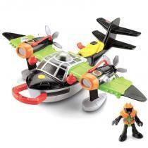 Avião Windscorpion - Imaginext Sky Racers - Fisher-Price - Fisher Price