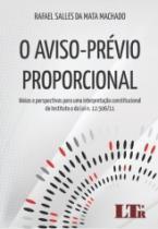 Aviso Previo Proporcional, O - Ltr - 1