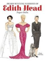 Award-Winning Fashions of Edith Head Paper Dolls - Dover publications