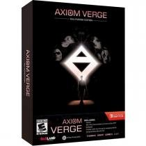 Axiom verge multiverse edition - switch - Nintendo