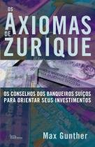 Axiomas de zurique, os - Best seller
