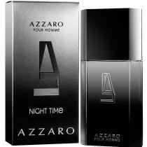 Azzaro Night Time Eau de Toiletti Perfume Masculino 50ml - Azzaro