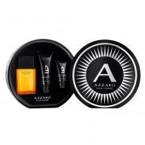 Azzaro Pour Homme Azzaro Kit - Eau de Toilette  + Shampoo para Corpo e Cabelo + Pós-Barba -