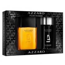 Azzaro Pour Homme Kit - Eau de Toilette + Desodorante -