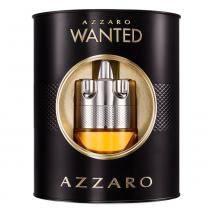 Azzaro Wanted Kit - Eau de Toilette  + Hidratante Facial -