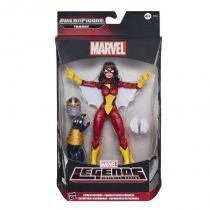 "B0438 marvel legends 6""""  spider-woman - Hasbro"