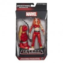 "B0438 marvel legends 6""""  thundra - Hasbro"