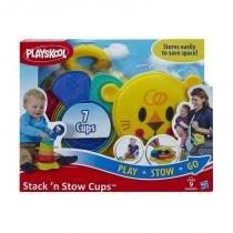 B0501 playskool playskool  leãozinho de encaixar - Hasbro