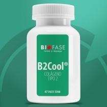 B2Cool 40mg - Colágeno Tipo 2 com maior concentração 30 cápsulas - Biofase