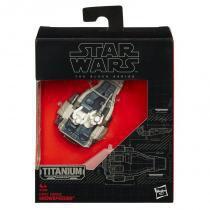 B3929 starwars veículos  bs diecast first order snowspeeder - Hasbro