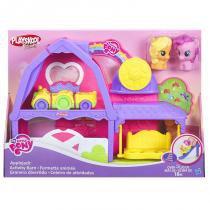 B4623 my little pony playskool celeiro da apple jack - Hasbro
