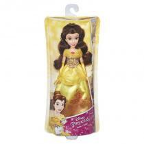 B5287 disney  princesas boneca clássica bela - Hasbro