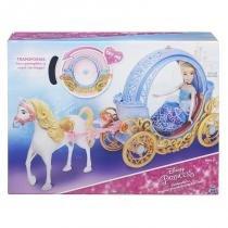 B6314 disney princesas carruagem mágica da cinderela - Hasbro