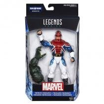 "B6355 marvel legends 6"""" captain britain - Hasbro"