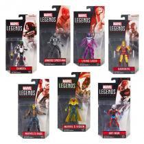 B6356 kit marvel legends serie 2 coleção completa - Hasbro