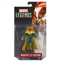 "B6356 marvel legends 3,75"""" visão - Hasbro"