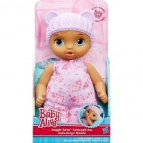 B7114 baby alive baby alive naninha rosa - Hasbro