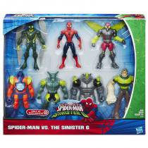 B7201 marvel spider man vs the sinister 6 - Hasbro