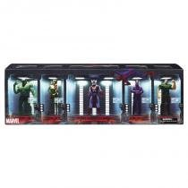 "B7432 marvel legends 6"""" spide-man set fuga da prisão - Hasbro"