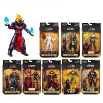 "B7439 marvel legends 6"""" avengers dr strange - kit completo - Hasbro"