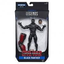 "B8322 marvel legends 6"""" civil war black panther - Hasbro"
