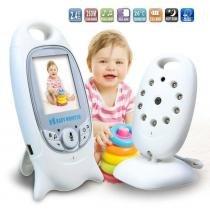 Baba Eletrônica Digital Com Video E Visao Noturna Termometro - Importado