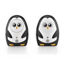 Babà Eletrônica Multikids Baby Audio Digital Pinguim -