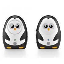 Babá Eletrônica Pinguim Áudio Digital Multikids Baby - BB024 - Multikidsbaby